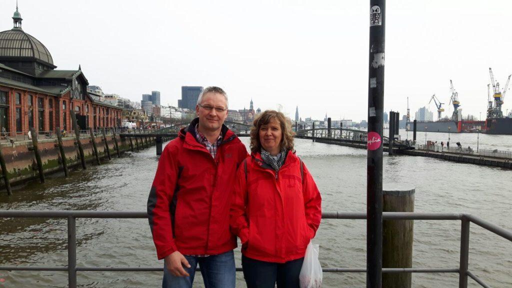 Das Team - Linda und Anton baumann